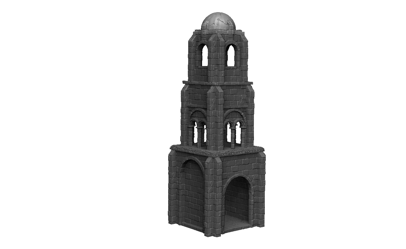 Dark Realms Forge Arkenfel Tower 1