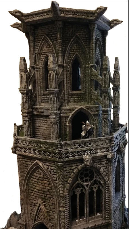 Forsaken Lands: Cursed Tower