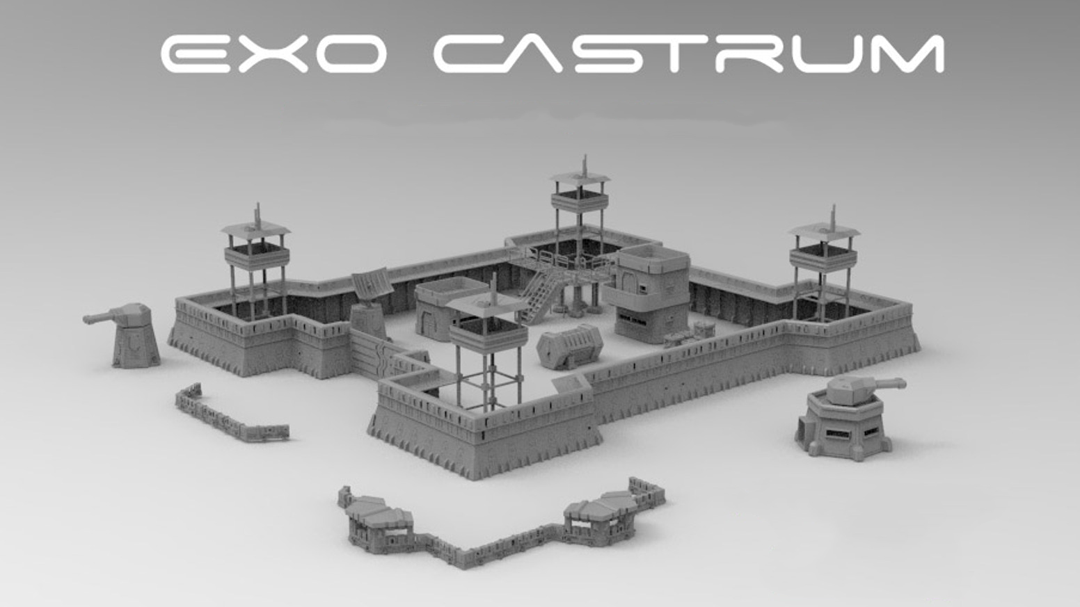 Exo Castrum Fortress