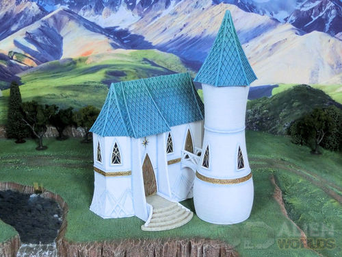 High Elf House & Tower