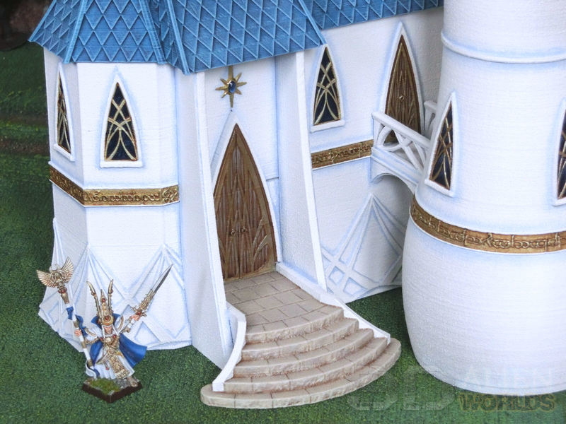 High Elf House & Tower - Click Image to Close