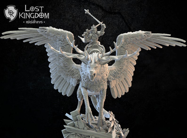 Lost Kingdom Miniatures Mercia Mismeria